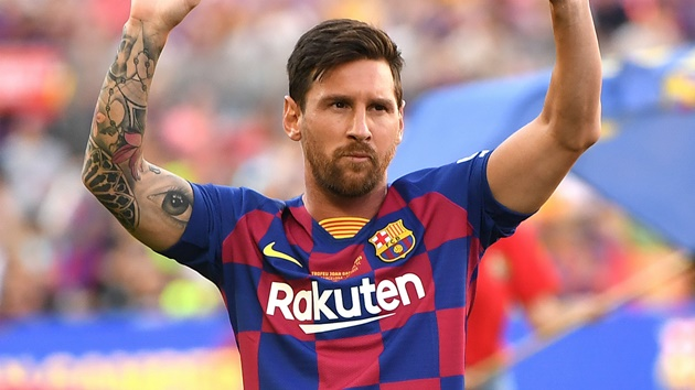 Barcelona are preparing an offer for Lionel Messi - Bóng Đá