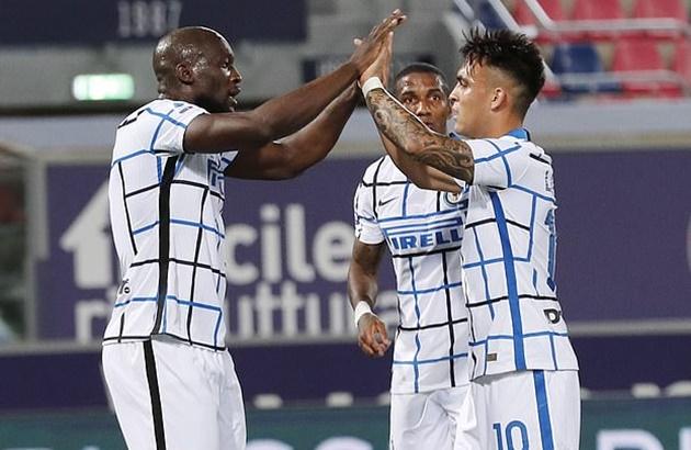 tin review trận Inter  - Bóng Đá