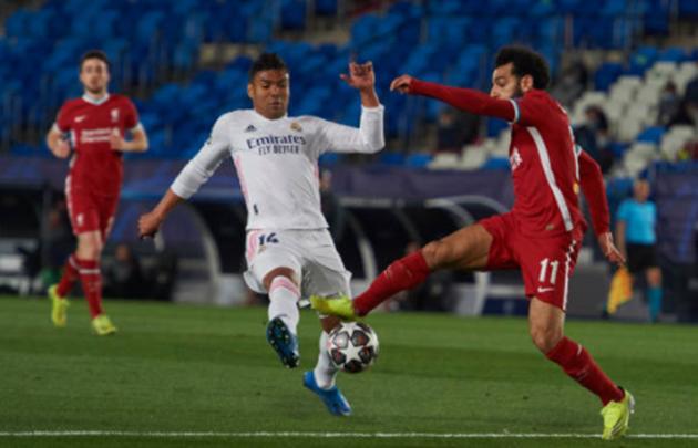 TRỰC TIẾP Real Madrid 2-0 Liverpool: Sai lầm chết người (H2) - Bóng Đá