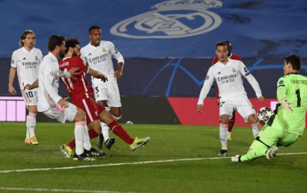 TRỰC TIẾP Real Madrid 2-1 Liverpool: Salah!!!!! (H2) - Bóng Đá