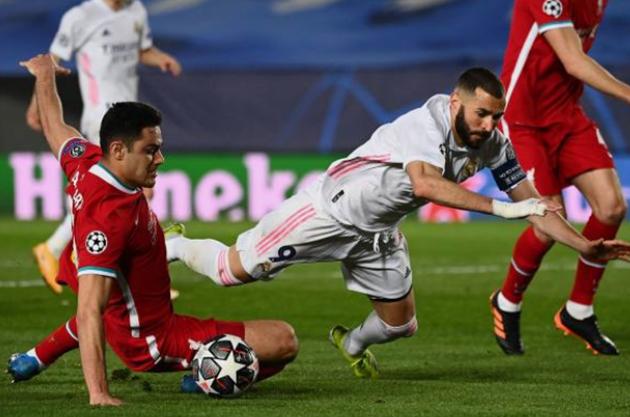 TRỰC TIẾP Real Madrid 3-1 Liverpool: The Kop choi ván bài cuối (H2) - Bóng Đá