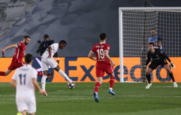 Công cùn thủ kém, Liverpool 'phơi áo' trước Real Madrid - Bóng Đá