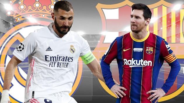 Real Madrid vs Barcelona: 5 key battles to watch out for - Bóng Đá