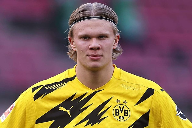 Man Utd have four players Borussia Dortmund may accept in Erling Haaland swap deal - Bóng Đá