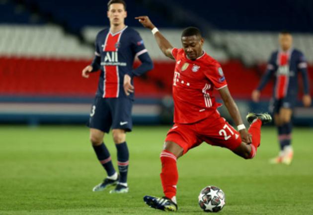 TRỰC TIẾP PSG 0-1 Bayern Munich: Kẻ đóng thế nổ súng! (H2) - Bóng Đá