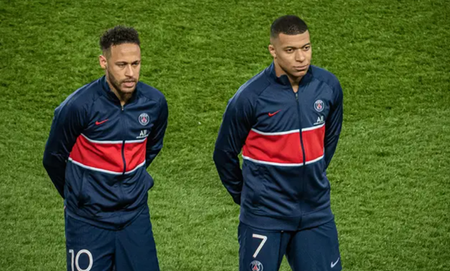 Neymar Gives Perfect Answer When Asked If Kylian Mbappe Is On Lionel Messi's Level - Bóng Đá
