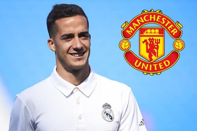Man United to discuss free transfer for three-time Champions League winner (Lucas Vazquez) - Bóng Đá