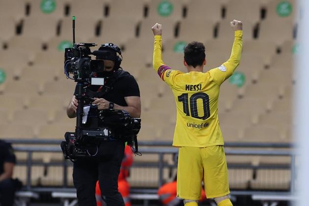 Lionel Messi speaks following Copa championship - Bóng Đá