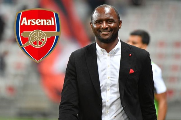 Arsenal legend, Patrick Vieira has been linked with a return to the Premier League - Bóng Đá