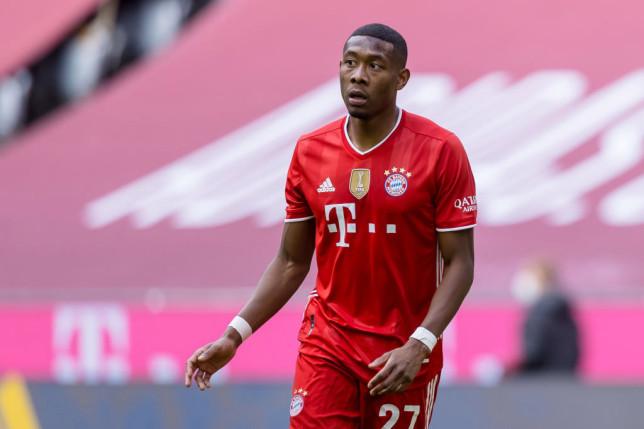 Departing Bayern Munich defender David Alaba agrees five-year deal with Real Madrid - Bóng Đá