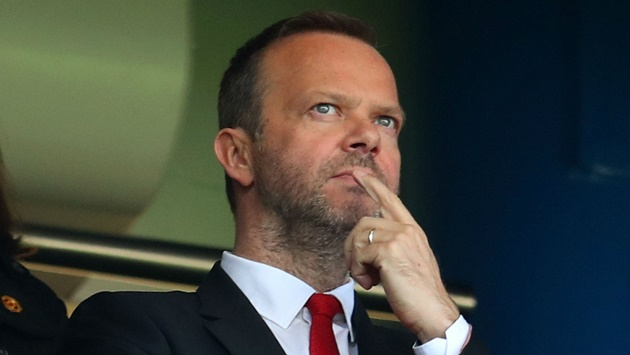 Ed Woodward breaks silence over Man Utd exit and namedrops three players - Bóng Đá
