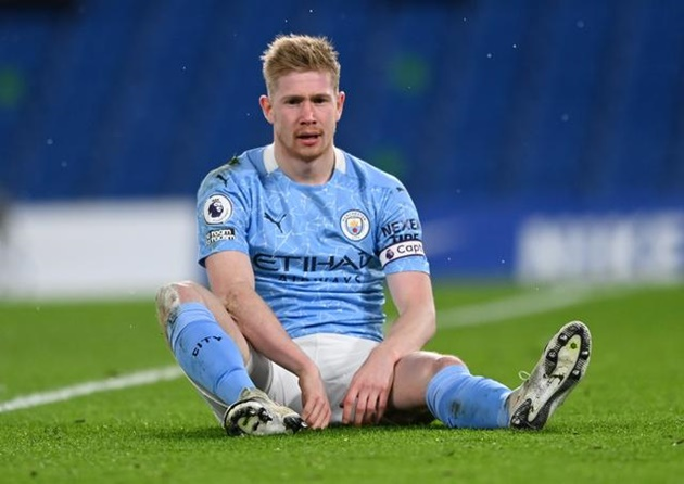 Pep Guardiola provides crucial injury update on Kevin De Bruyne ahead of the Carabao Cup final - Bóng Đá