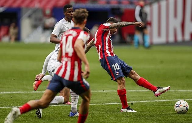 bài luận sau trận Atletico - Bóng Đá