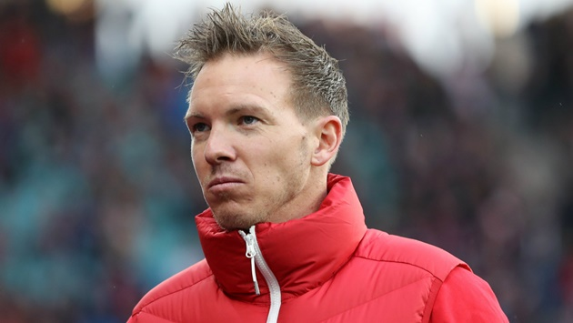 Bayern Munich and RB Leipzig have started discussions for Julian Nagelsmann - Bóng Đá