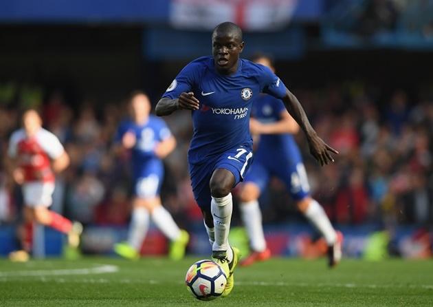 How Chelsea could line-up against Real Madrid - Bóng Đá