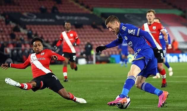 Ảnh trận Leicester vs Southampton - Bóng Đá