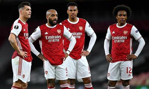 Cập nhật tình hình nhân sự Arsenal trước trận Newcastle - Bóng Đá