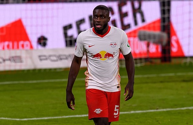 Dayot Upamecano explains why he shunned Liverpool and Manchester United - Bóng Đá