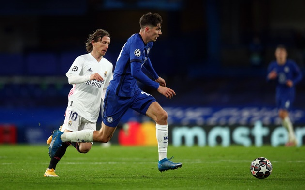 Nevin in awe of Chelsea attacker who outworked N'Golo Kante in Real Madrid win - Bóng Đá