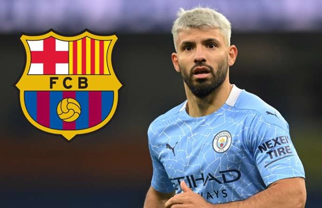'Aguero would be a great signing for Barcelona' - Rivaldo wants Man City legend at Camp Nou - Bóng Đá