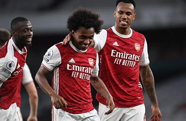 Bài ảnh trận Arsenal vs West Brom - Bóng Đá