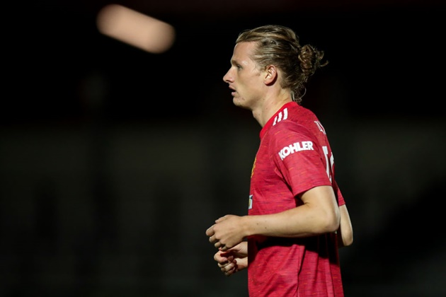 Max Taylor confirms he will leave Manchester United - Bóng Đá