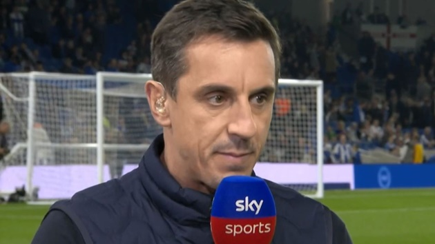 Gary Neville names the three Man Utd players who could leave this summer - Bóng Đá