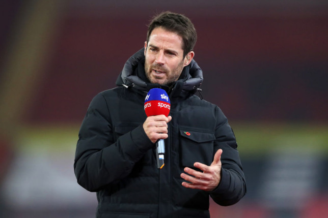 Jamie Redknapp singles out Emile Smith Rowe as 'the best player on the pitch' against Chelsea - Bóng Đá