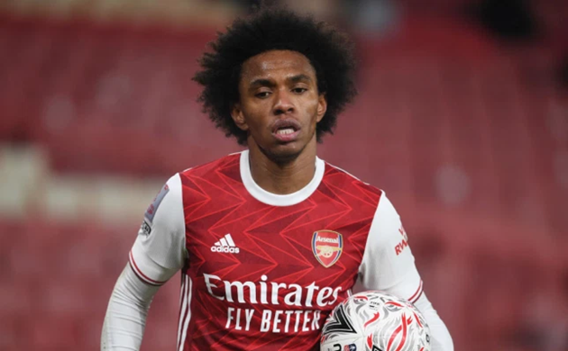 Willian reportedly wants to leave Arsenal just one year after joining - Bóng Đá