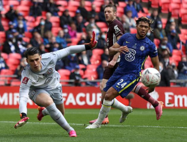 TRỰC TIẾP Chelsea 0-0 Leicester: Werner bỏ lỡ cơ hội (H2) - Bóng Đá