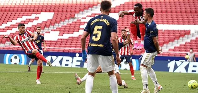 tin review trận Atletico vs Osasuna - Bóng Đá
