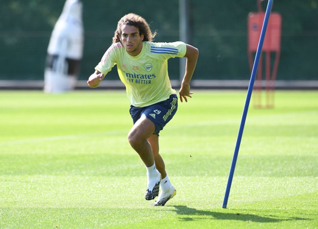 Arsenal fans react as Matteo Guendouzi is linked with Marseille move - Bóng Đá