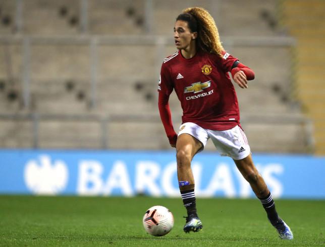 Ole Gunnar Solskjaer confirms Hannibal Mejbri will make Manchester United debut against Wolves on Sunday - Bóng Đá