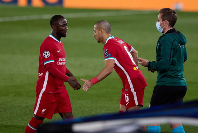 Naby Keita eager to leave Liverpool this summer and join Atletico Madrid - Bóng Đá