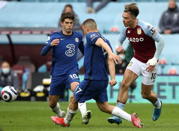 Chelsea fans react to Christian Pulisic's performance vs Aston Villa - Bóng Đá