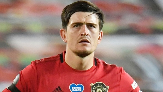 'Second isn't good enough' for Manchester United - Harry Maguire - Bóng Đá
