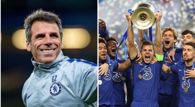 Gianfranco Zola hails three Chelsea stars – including 'complete player' Mason Mount – after Champions League win - Bóng Đá
