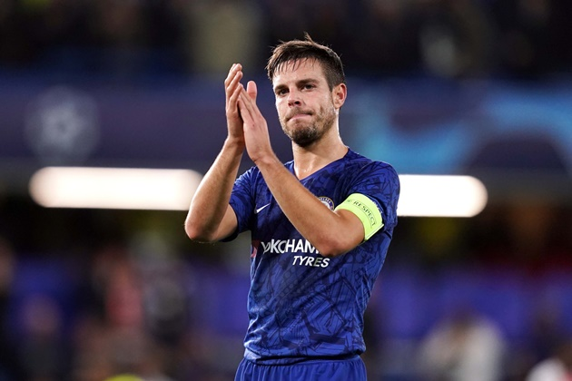 Cesar Azpilicueta has played under SEVEN managers and restored the Blues to their perch as Champions of Europe...  - Bóng Đá