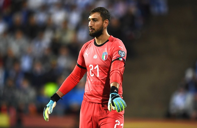 The top 10 best goalkeepers at Euro 2020 - Bóng Đá