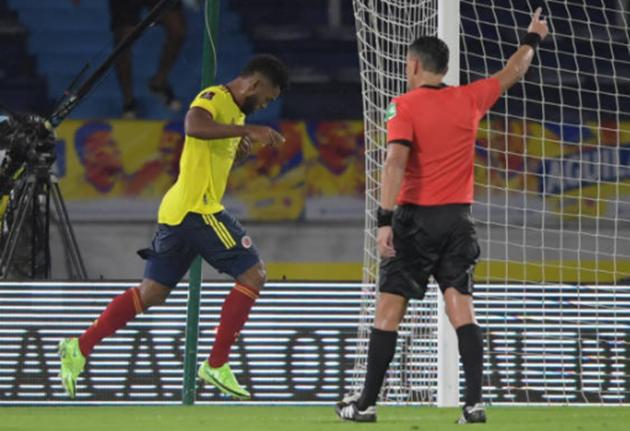 tin reviews trận Colombia vs Argentina - Bóng Đá