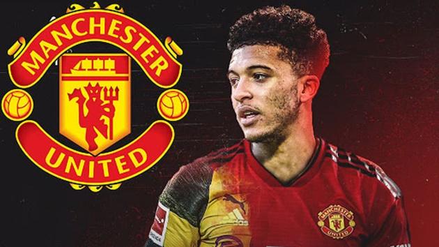 Club prepared to sell £77.5million player to Man Utd (Sancho) - Bóng Đá