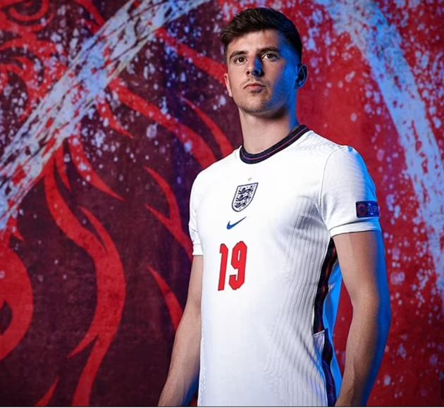 Tuyển Anh tạo dáng trước thềm EURO 2020 - Bóng Đá