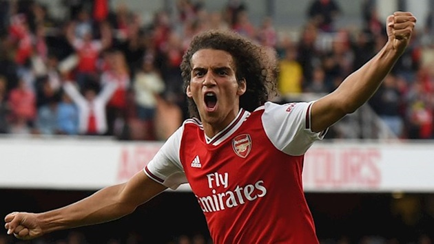 'UNBELIEVABLE': SOME ARSENAL FANS CANNOT BELIEVE WHAT THEY'RE HEARING ABOUT GUENDOUZI - Bóng Đá