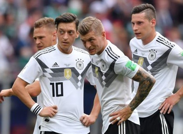 How will Germany line up at UEFA Euro 2020 this summer? - Bóng Đá