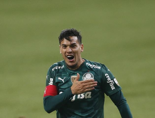 Chelsea interested in signing Gustavo Gomez - Bóng Đá