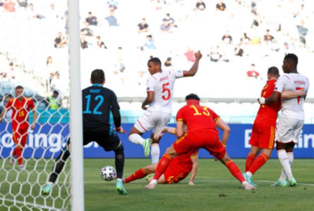 TRỰC TIẾP Wales 0-0 Thụy Sĩ: Thụy Sĩ ép sân (H1) - Bóng Đá
