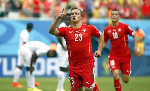 Wales vs Thụy Sĩ - Bóng Đá