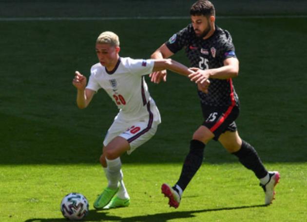 Chấm điểm tuyển Anh - Bóng Đá