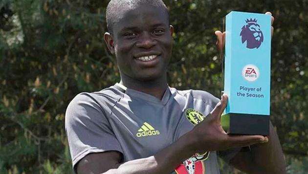 Patrick Vieira hails 'aggressive' Chelsea FC star N'Golo Kante - Bóng Đá