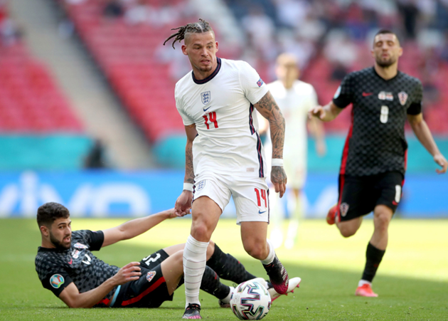 England star Kalvin Phillips was told to forget a career in football by school, but is now starring at Euro 2020 - Bóng Đá